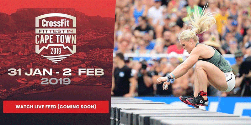10 Awesome Workouts to Watch at CrossFit® Fittest in Cape Town Sanctioned Event