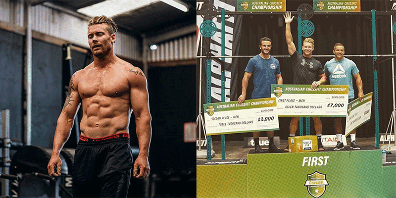 James Newbury Responds to Winning Australian CrossFit® Championship