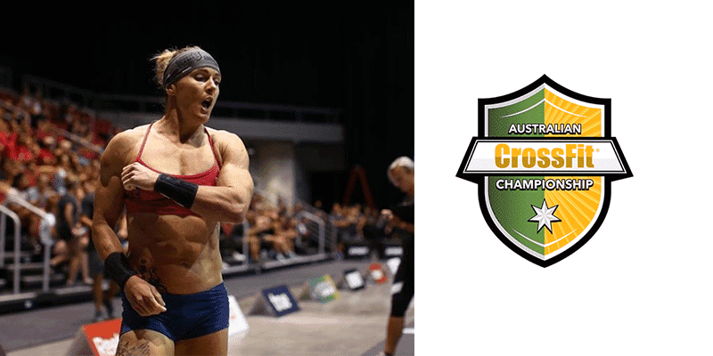 Sam Briggs Wins 8 Events and Takes Victory at Australian CrossFit® Championship!