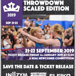 Kronan Throwdown Scaled Edition 2019