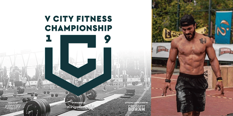 Love to Compete? Take on The V City Fitness Championship 2019!