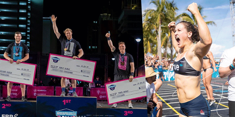 WODAPALOOZA PRIZE MONEY – Find Out How Much Each Athlete Won!
