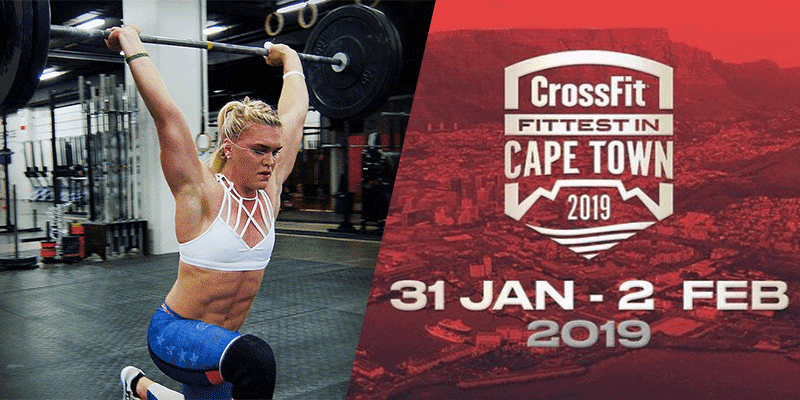 BREAKING NEWS – Katrin Davidsdottir Wins CrossFit® Fittest in Cape Town Sanctional Event!
