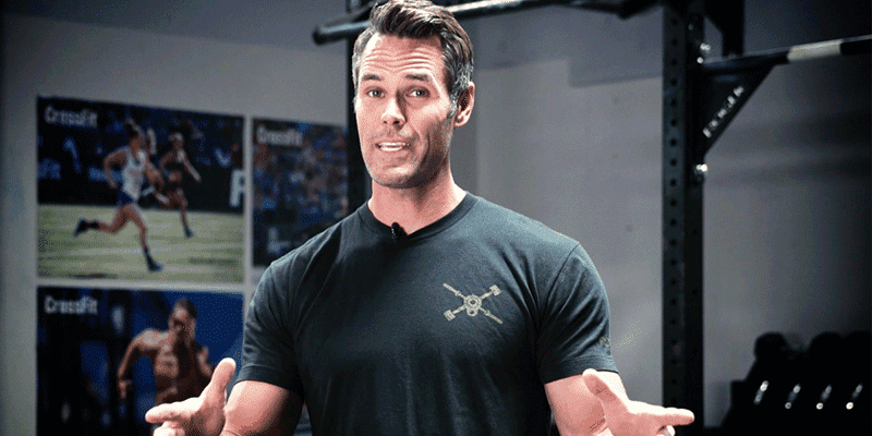 Rory Mckernan Responds to Being Fired By CrossFit®