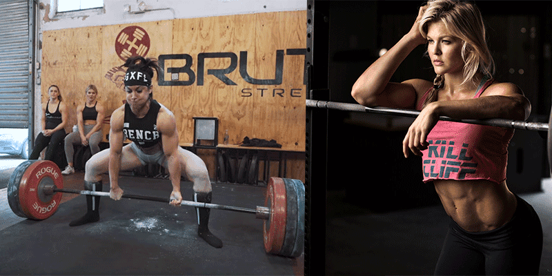Brute Strength Showdown Ep 2: 1 Rep Max Clean and Deadlift