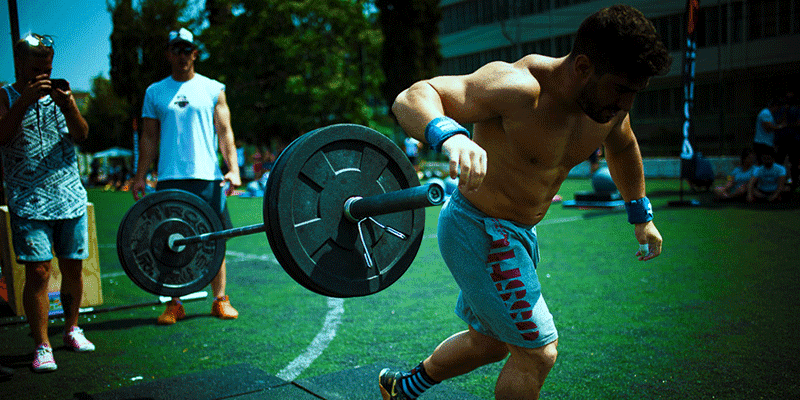 COMPETE LIVE!® ATHENS is Shaking Up the Throwdown Model