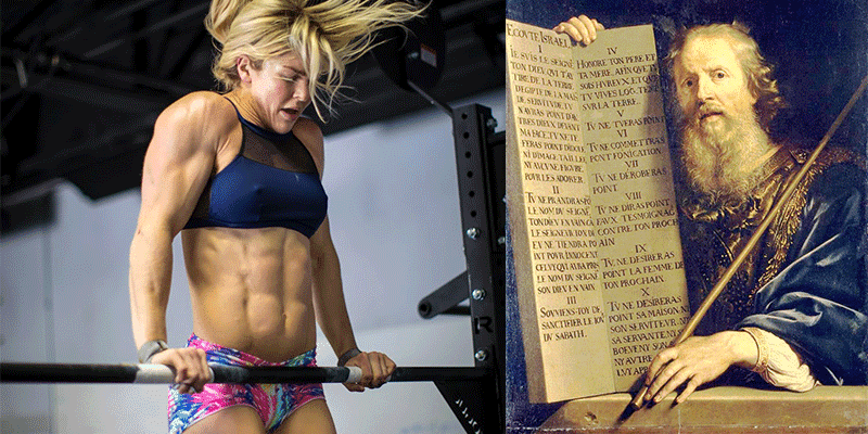 7 Sacred Commandments for CrossFit Athletes