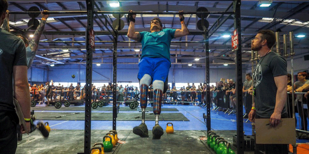 The Adaptive Games – UK's First Stand Alone Adaptive Competition