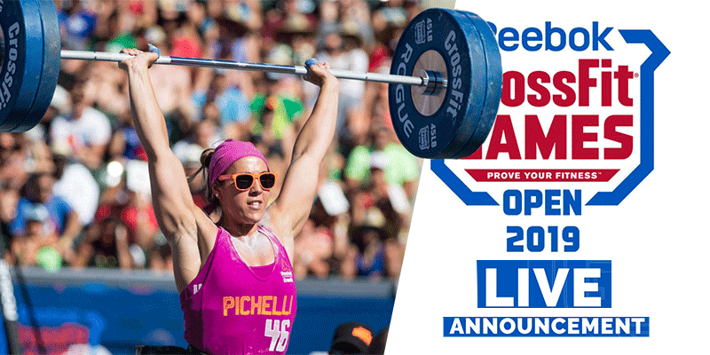 CrossFit Open Workout 19.3 – Alessandra Pichelli 19.3