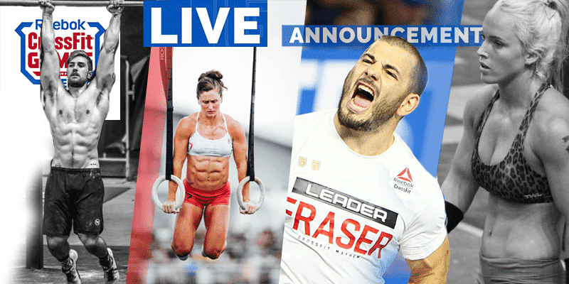 How to Watch CrossFit Open 19.5