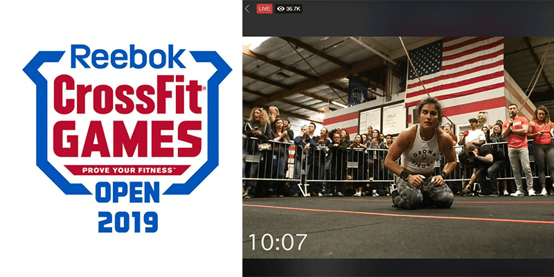 Lauren Fisher Wins the 19.3 CrossFit Open Announcement