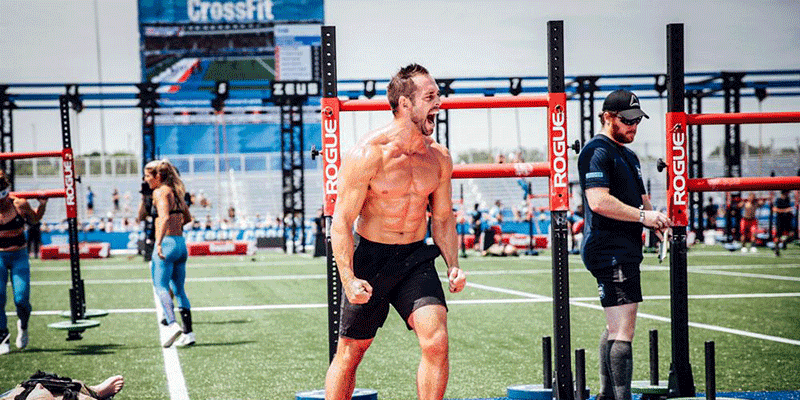 Challenging CrossFit Workouts From Rich Froning