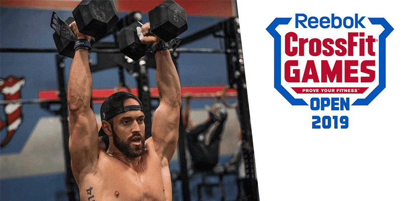 Rich Froning's Strategy and Tips for Open Workout 19.3