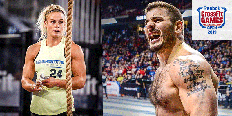 Mat Fraser and Sara Sigmundsdottir Win The 2019 Open (Unofficial)