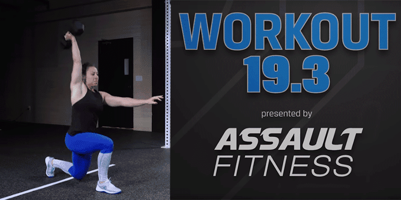 CrossFit Open Workout 19.3 – Movement Standards