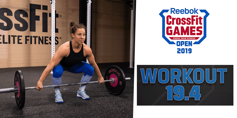 How to Scale CrossFit Open Workout 19.4