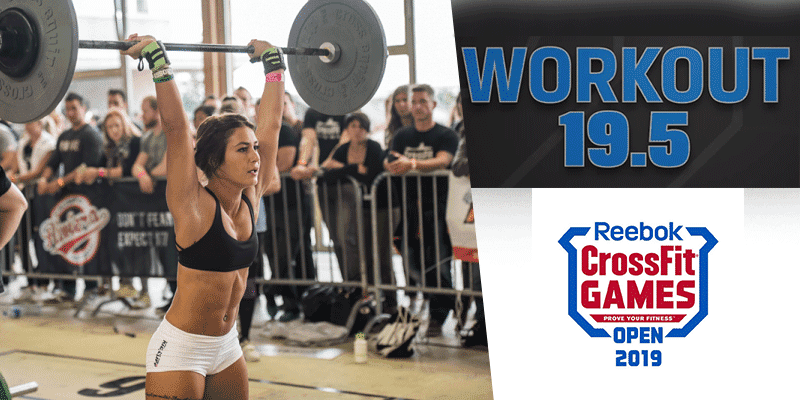 How to Scale CrossFit Open Workout 19.5