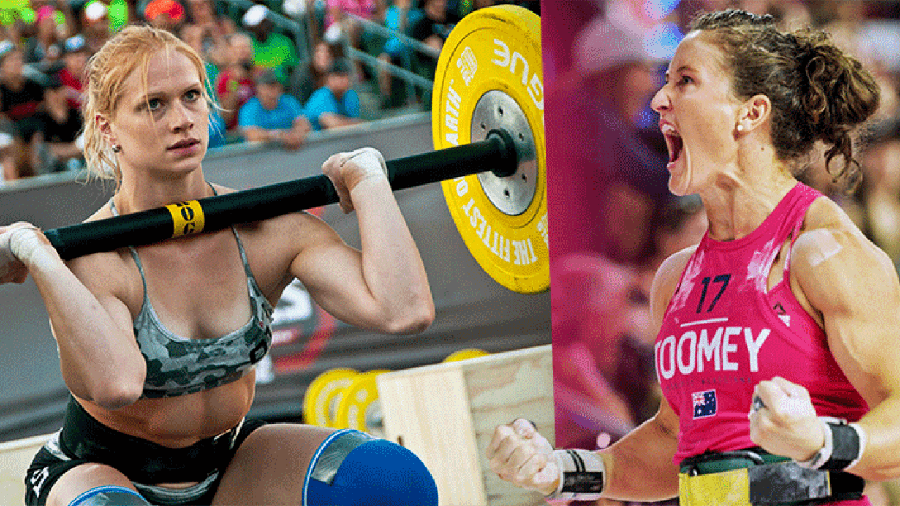 7 Conditioning CrossFit Workouts to Create a Powerful Engine