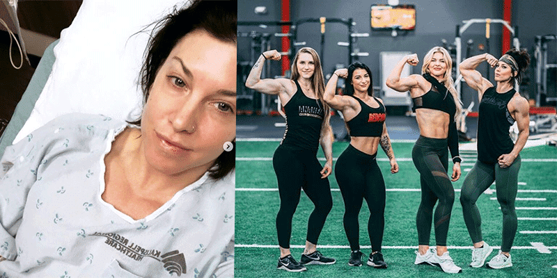 Former Ms Olympia Winner Dana Linn Bailey Suffers from Rhabdo After CrossFit Workout