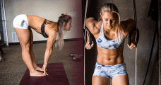 Dani-Speegle crossfit chipper workouts