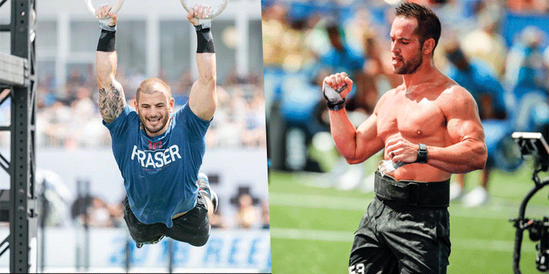 Rich Froning Will Battle Mat Fraser at New Sanctional Event at The Ranch (50,000 USD Prize Pot)