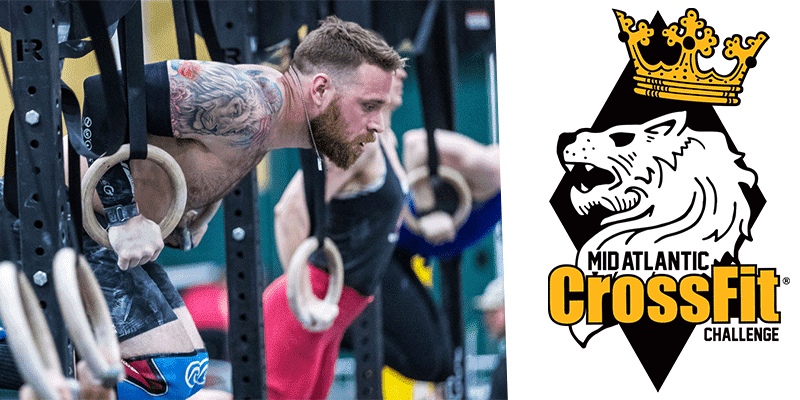 Reardon, Hethcock and Invictus X Win The Mid Atlantic CrossFit Challenge