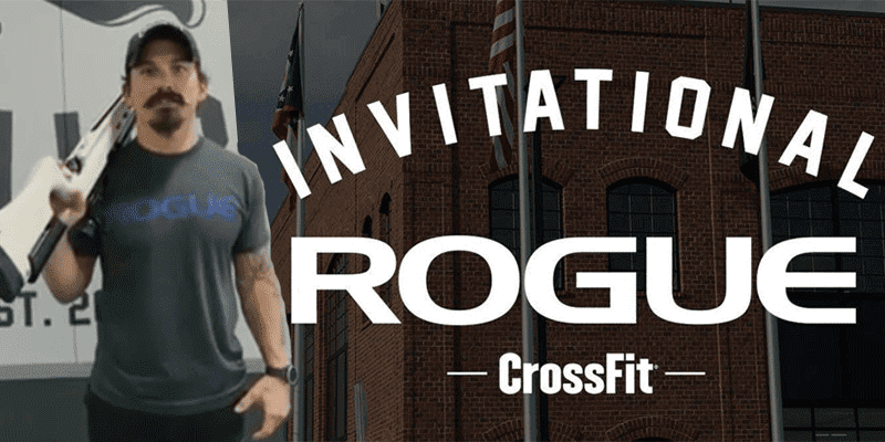First CrossFit Event to Feature Shooting Announced at Rogue Invitational