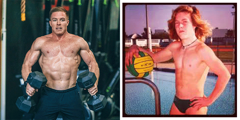 10 Top Male CrossFit Athletes Before They Were Famous