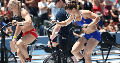 Assault Bike CrossFit Workouts