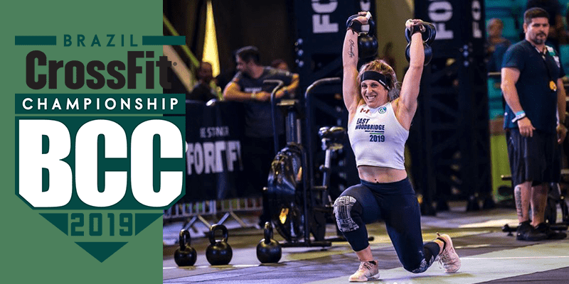 NEWS – Mekenzie Riley and Will Moorad win the Brazil CrossFit Championship