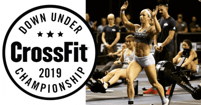 Down Under CrossFit Championship Day Two
