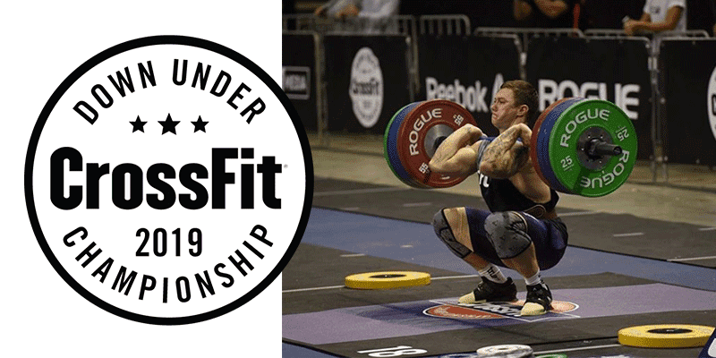 BREAKING NEWS – Aussie Athlete Sets WR for Heaviest Clean & Jerk Ever in CrossFit Competition!