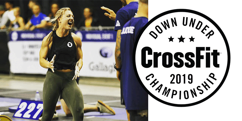 DAY 1 RECAP – All the Action from The Down Under CrossFit Championship