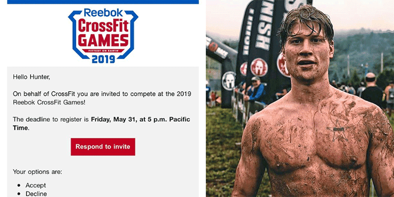 SUPPORT THE CAUSE: Let's Get Ben Smith a Wild Card for the 2019 CrossFit Games!