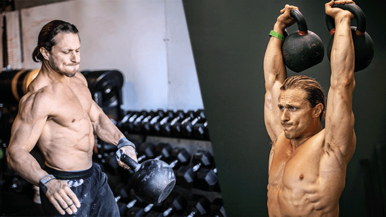 20 Unique Kettlebell Exercises to Build Strength, Muscle and Mobility