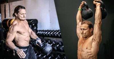 Kettlebell-Workout
