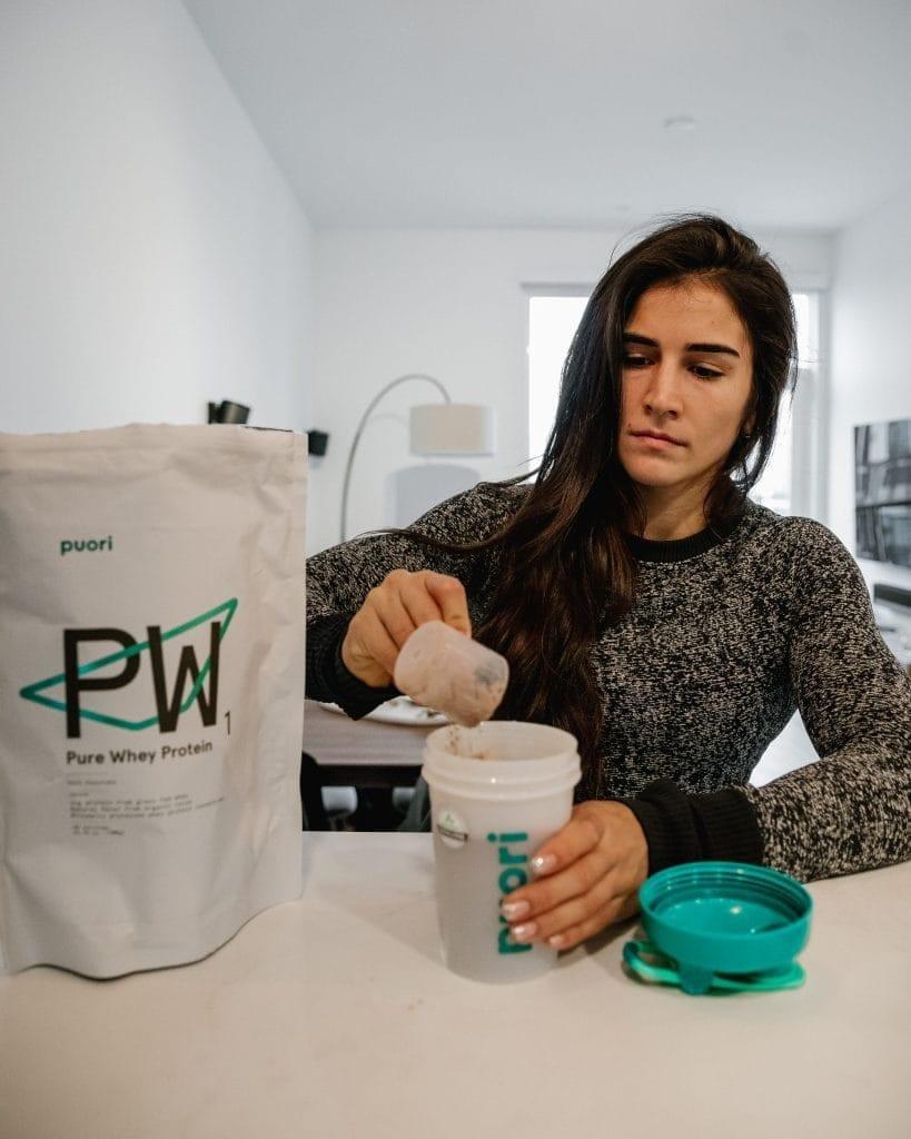 Lauren Fisher Puori PW1 Protein
