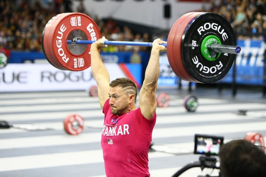 The CrossFit Games 2019 Schedule has been Released