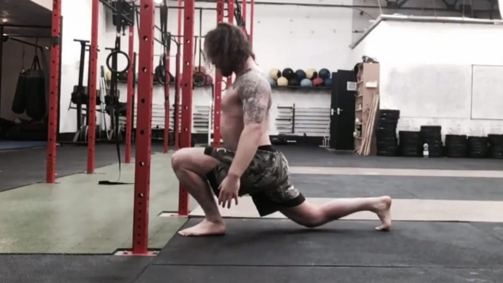 Overhead Squat Mobility