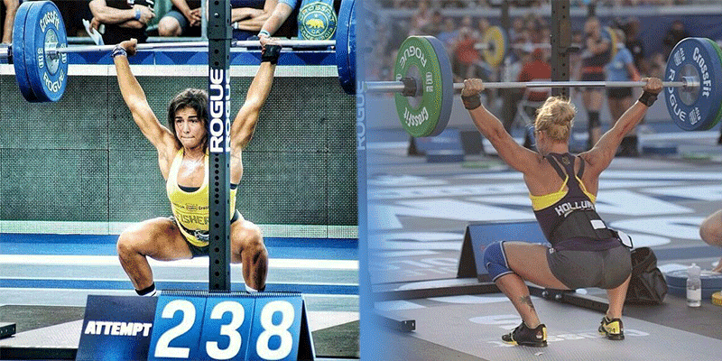Overhead Squat CrossFit Workouts to Test Strength, Mobility and Stability Under Fatigue
