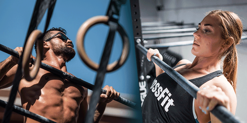 Endurance CrossFit Workouts to Improve Conditioning (Scaled and Beginner Options Included)