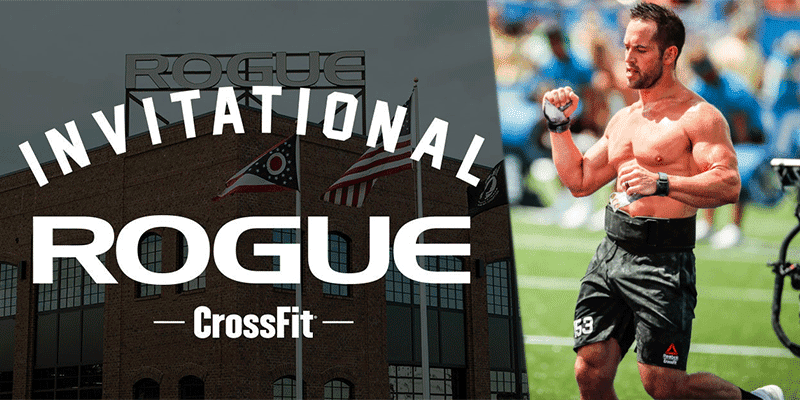 Watch Rich Froning Compete as an INDIVIDUAL in The Rogue Invitational