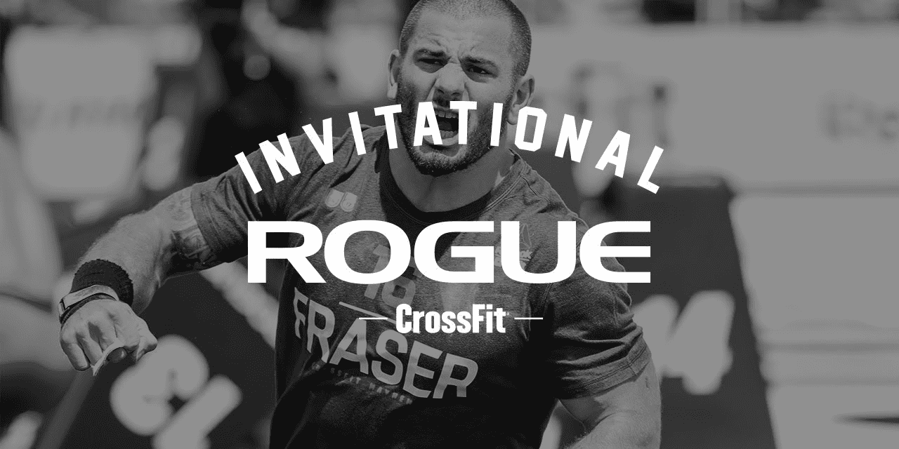 BREAKING NEWS – Mat Fraser and Tia Clair Toomey Win Event 1 at The Rogue Invitational!