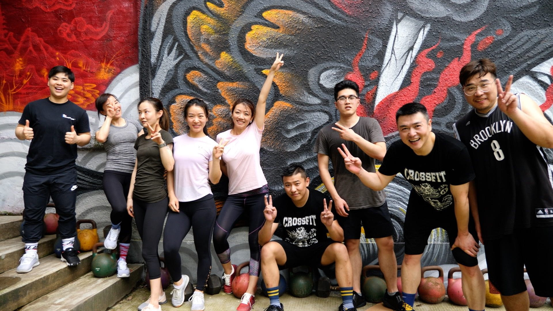 VIDEO – Out of the Box: CrossFit in Shanghai, China