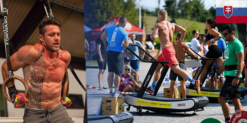 Enter The Summer Challenge 2019 – The Biggest International Fitness Competition in Slovakia