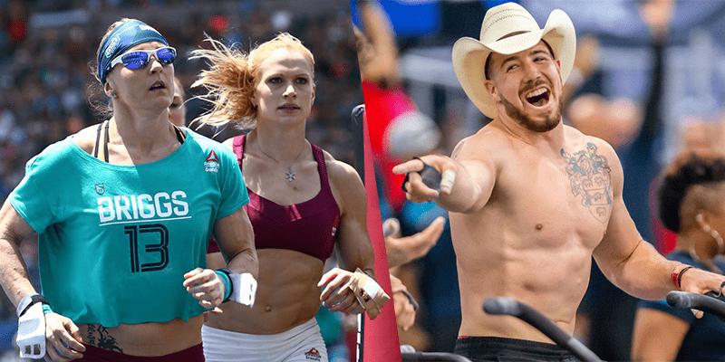 2020 CrossFit Sanctionals season