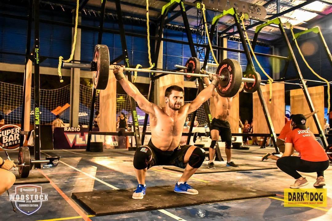 Diego Kemper Paraguay CrossFit