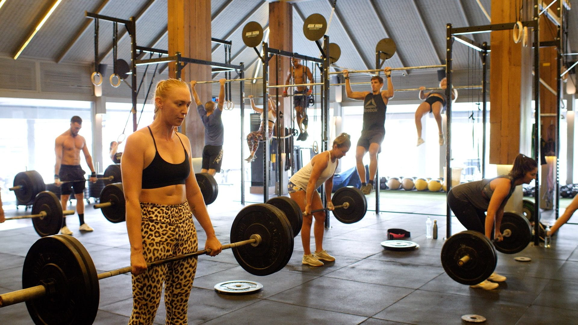 VIDEO – Out of The Box: CrossFit in Bali, Indonesia