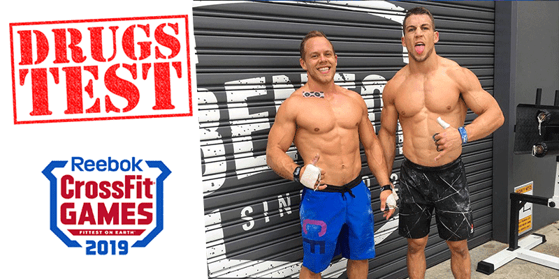 BREAKING NEWS: Ricky Garard's Brother Caught and Banned for Taking PEDs for CrossFit Comp