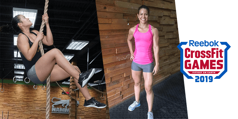 Honduras' First Ever Games Athlete Is Ready to Push Her Limits at the 2019 Crossfit Games